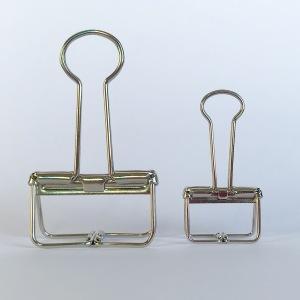 Silver Binder Clip