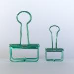 Turquoise Binder Clip