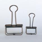 Bronze Binder Clip