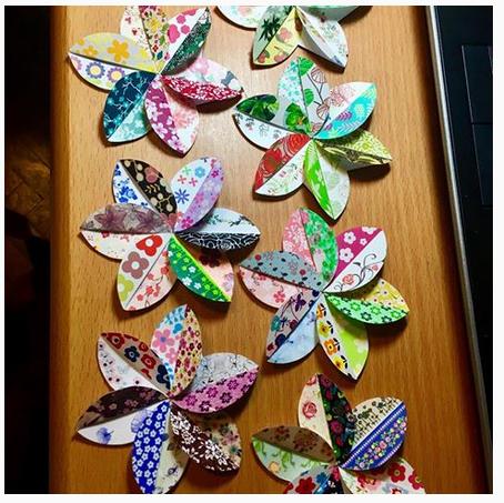 Washi Tape Paper Craft