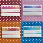 Colourful Index Sticky Notes pink purple orange yellow green and blue