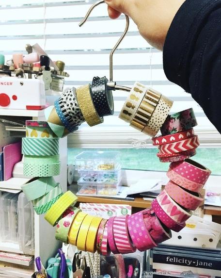 Washi Belt Hanger