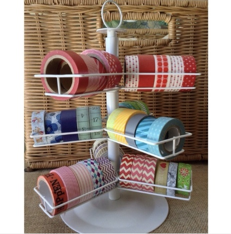 Washi Spice Rack