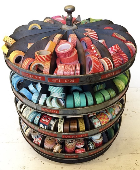 Wheel of Washi
