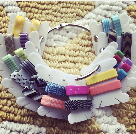 Washi Sample Ring